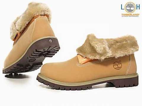 bottes timberland pas cher pour femme