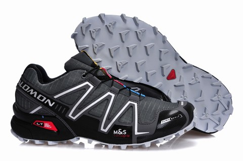soldes chaussures trail salomon pas cher