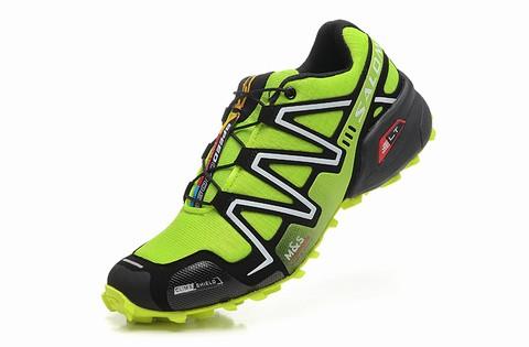 Ski Salomon Cher Femme chaussure Trail Taille Chaussure Pas erWdxBoC