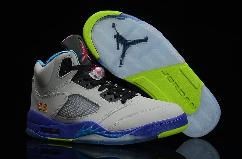 100% genuine exclusive shoes new photos Air-Jordan-5-Homme-Nouveau-Chaussure-Air-Jordan-5-Noir-Blanc-Rouge ...