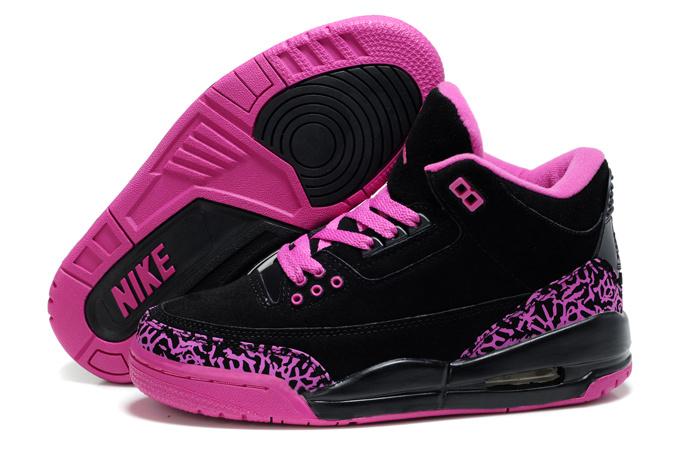 nouvelle arrivee c8954 1766f Air-Jordan-3-Femme-Nike-Jordan-Talon-Haut,chaussures-de ...