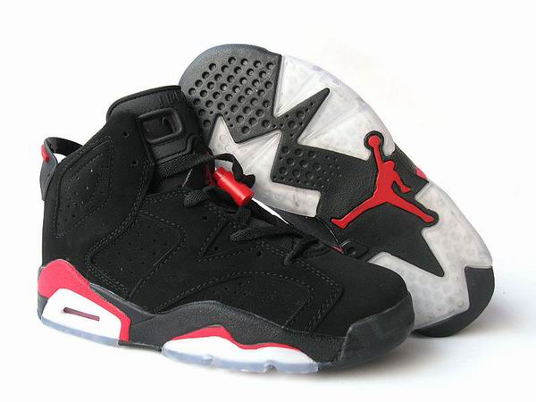 Air Jordan 6 Femme Chaussure Pour Basket ball Pour Femme